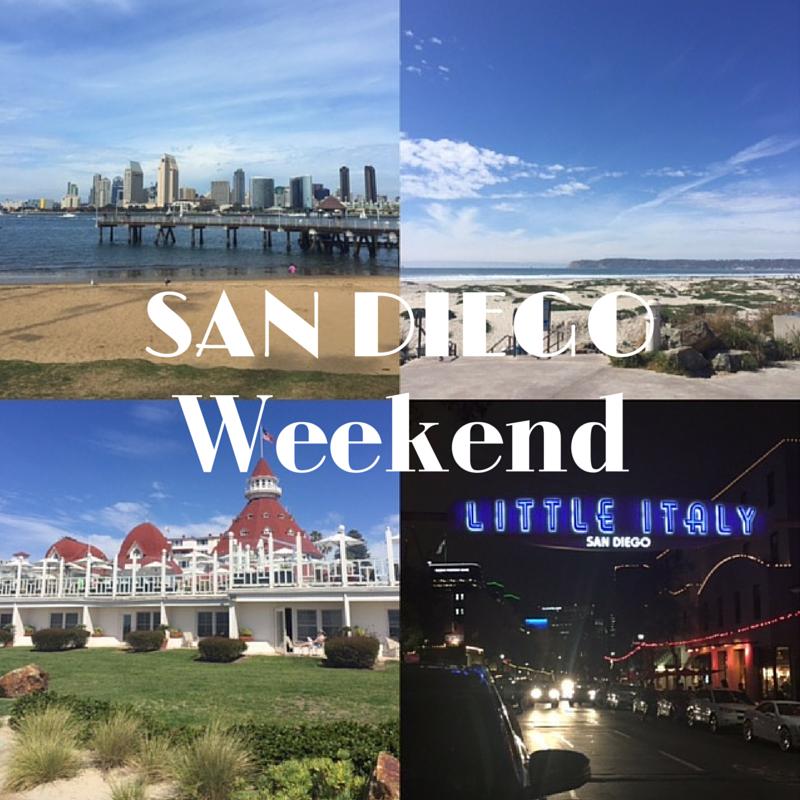 San Diego Weekend Trip