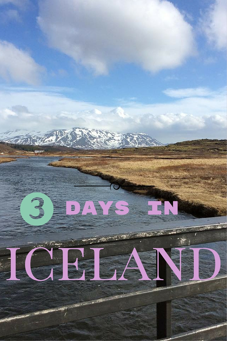 Iceland in 3 days