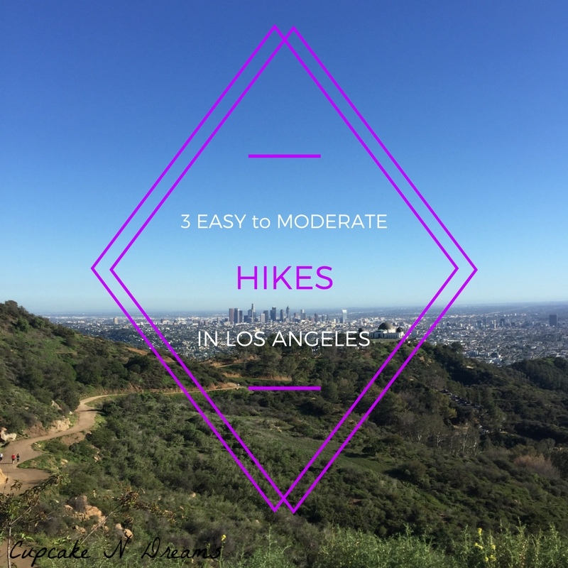 LA Hiking Cupcake N Dreams